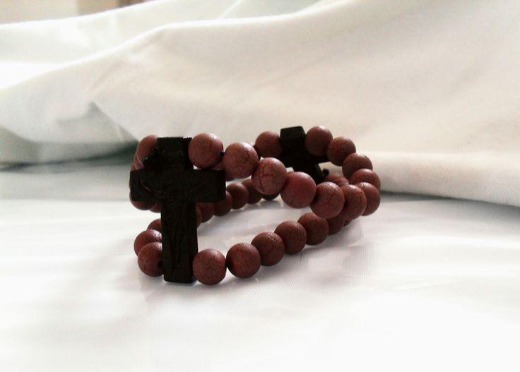 Double sided bracelet