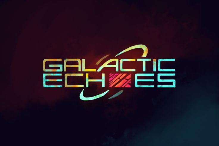 Galactic Echoes Logo