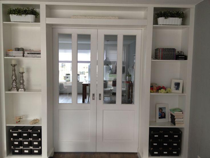 Kamer en suite kasten deuren