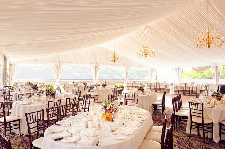 Ballroom Outdoor Wedding Venue Jogja: Reception In The Outdoor Ballroom