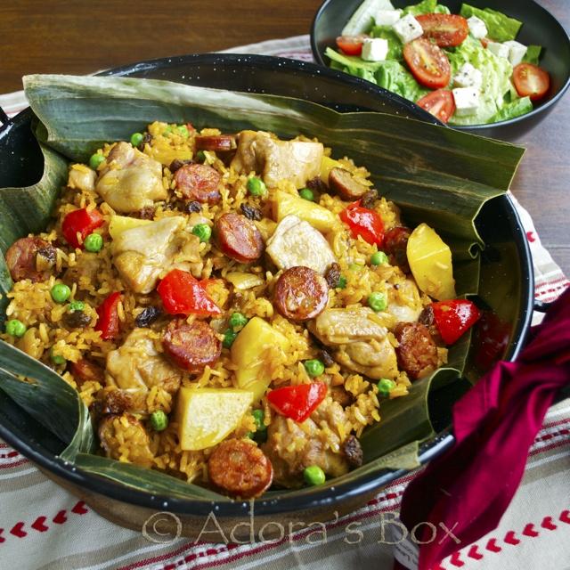 ARROZ VALENCIANA: Valenciana Recipes, Deliciousss, Filipino Style
