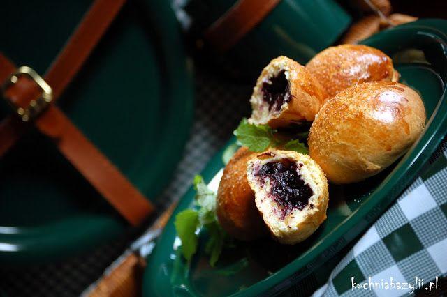 Kuchnia Bazylii: Jagodzianki