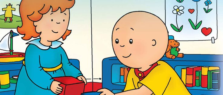 What Was Caillou S Cats Name