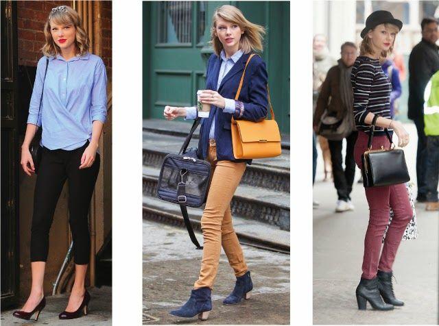 Estilo: Taylor Swift