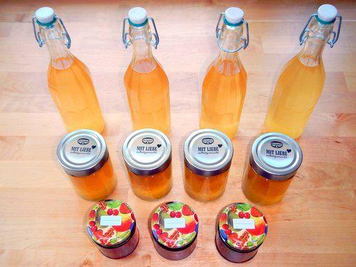 @vontagzutagmari Köstliches aus Holunderblüten http://vontagzutag-mariesblog.blogspot.com