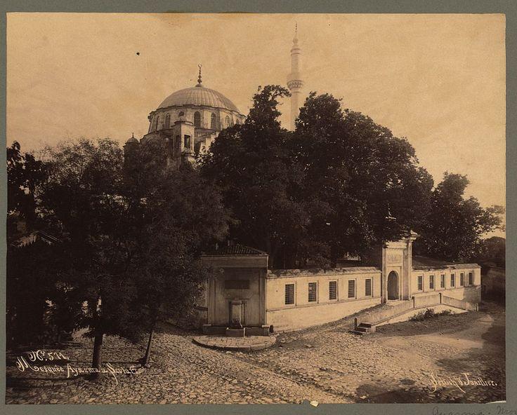 Ayazma Camii Sébah & Joaillier 1888-1910 LOC Arşivi