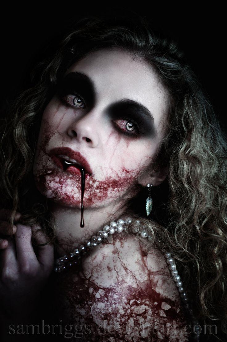 Vampire Bloodbath II by SamBriggs.deviantart.com on @deviantART