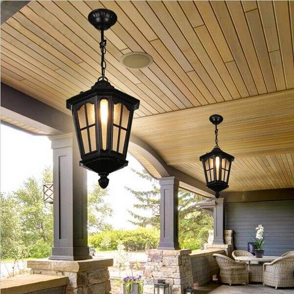 Waterproof Outdoor Porch Lamp Trending Vintage Porch Lighting Ideas Designs Farmfoodfamily Com Porch Lamp Led Porch Light Outdoor Porch Lights