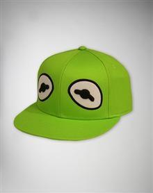 Kermit Eyes Flatbill Hat