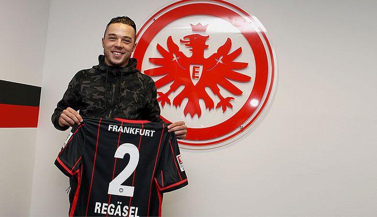 Yanni Regäsel wechselt zu Eintracht Frankfurt - Eintracht ...