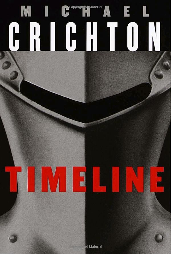 Timeline by Michael Crichton.   History, time travel, love, it has everything!