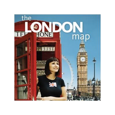 Mappa di Londra - Map of London