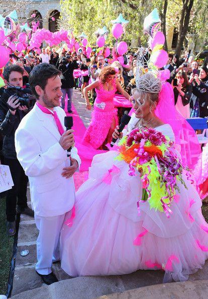 Colorful Gypsy Wedding