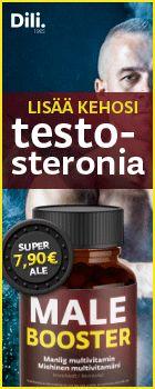 DARA RAVINTOLA JOENSUU: Male Booster testosterone