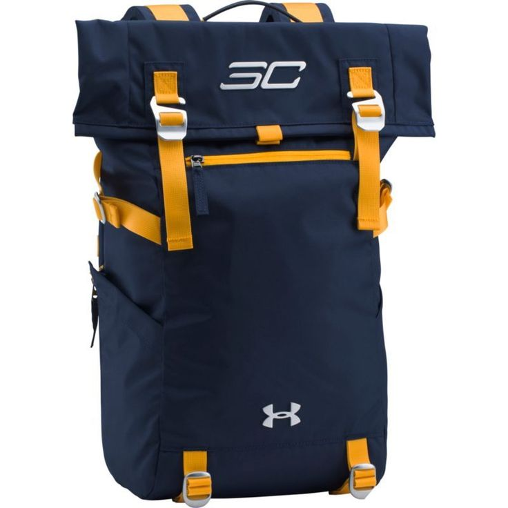 Under Armour SC30 Rolltop Backpack, Blue