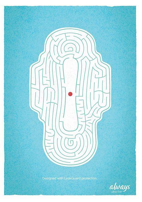 Pad maze
