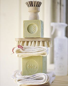 baileys olive soap and brushes