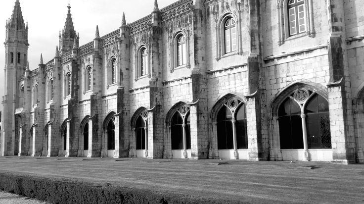 """Lisbona, monastero dei Geronimiti - (durante le riprese di """"Vaidade / Vanità"""", un cortometraggio di QUEM quintelemento)"""