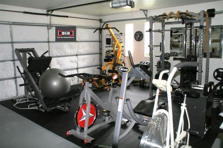 How to build garage gym ideas http