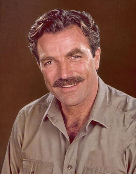 Tom Selleck The original HUNK!! Mustache Grooming