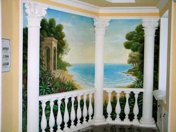 Декоративные элементы из гипса, гипсовые плинтуса, колонны, балясины.