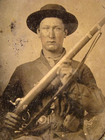 Tennessee confederate soldier