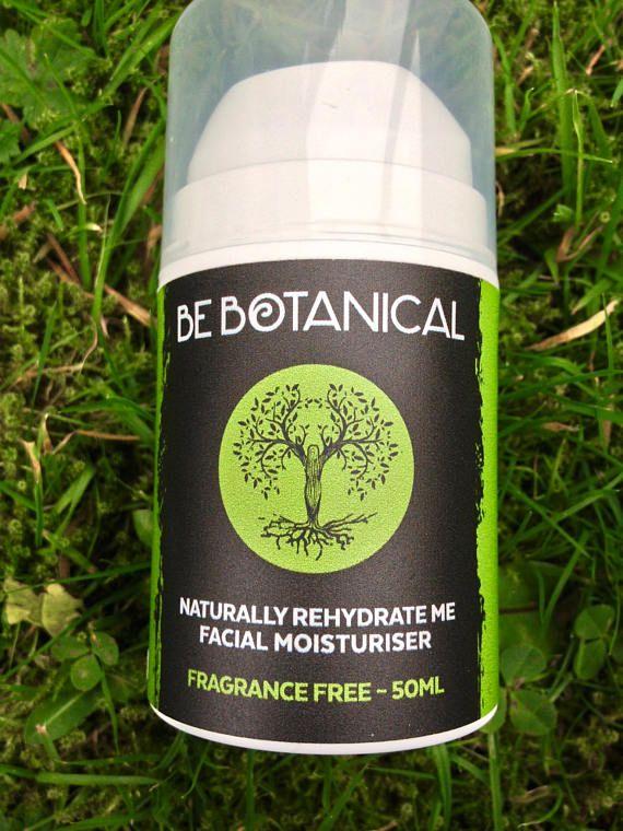 Fragrance Free  Naturally Rehydrate me Facial Moisturiser