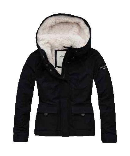 Abercrombie Kids Girls Llana Sherpa Lined Parka Hooded Winter Coat Medium Blue! #AbercrombieFitch #Parka #Everyday