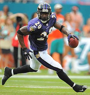 Ed Reed - NFL Defensive PoY in his 3rd year as pro