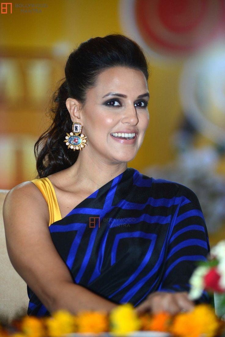 Neha Dhupia at MMTC Gold Exhibition at Ashoka Hotel - Bollywood Miscellaneous Events