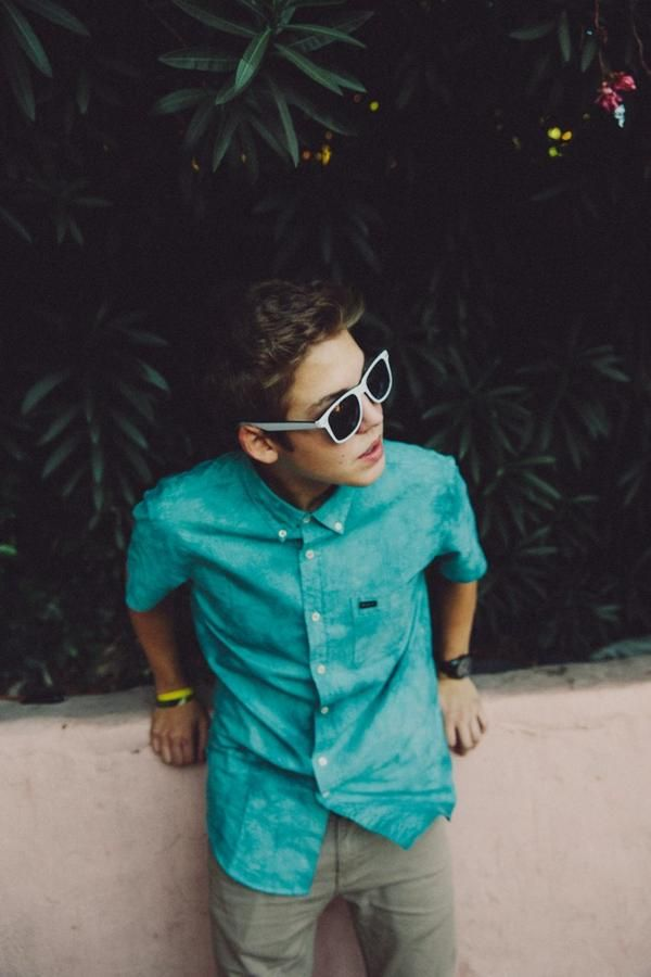 Matthew Espinosa Photoshoot