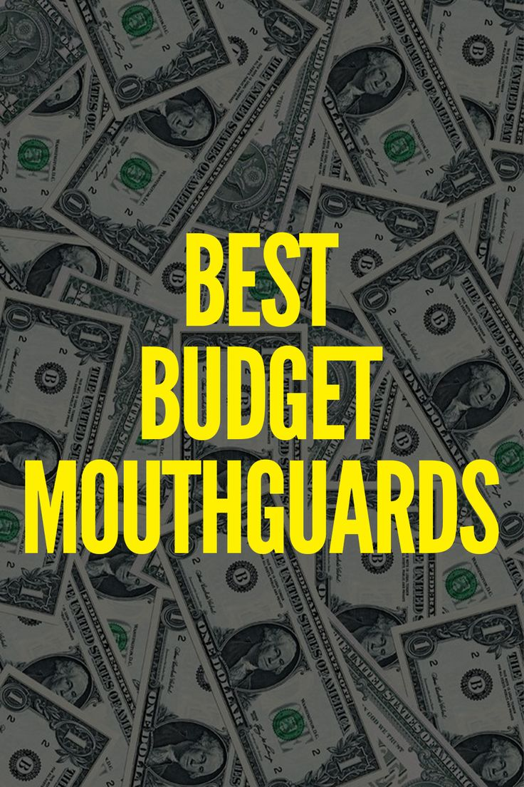 Best mouthguards under 30 in 2020 mouth guard mouth