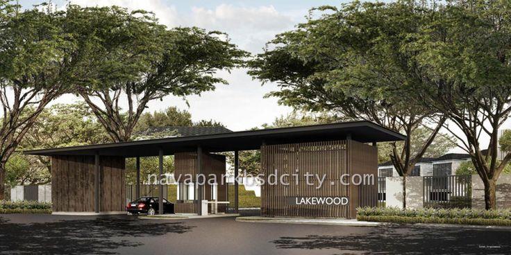 Gate cluster Lakewood NavaPark BSD City. #navaparkbsdcity