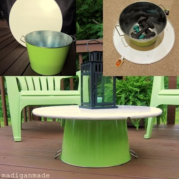 19 Handmade Cheap Garden Decor Ideas To Upgrade Garden: Update Your Outdoor Space On The Cheap {with Bright Apple