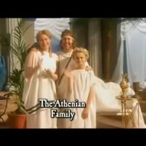Horrible histories romans wife swap celebrity