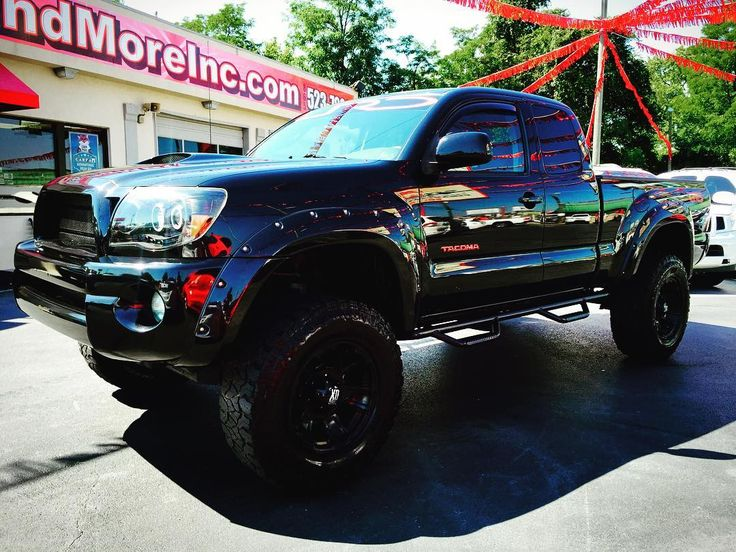 2006 toyota trd sport 4x4 offroad lifted v6