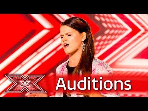 Saara Aalto makes Nicole want to twerk! | Auditions Week 1 | The X Facto...