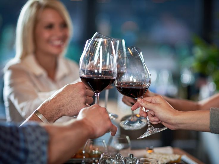 You could say that red wine is the healthiest of all alcoholic beverages (although white wine isn't far behind) when — and this is very important —...