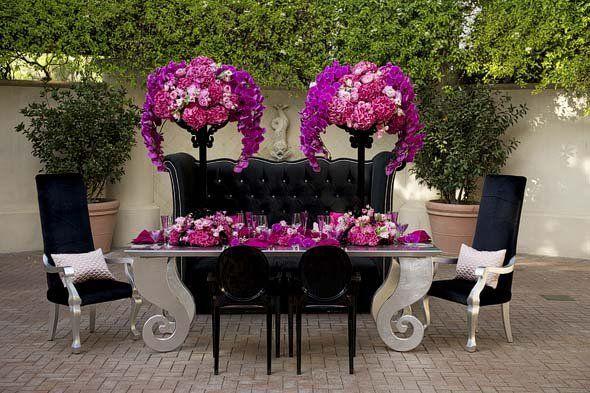 Grace Ormonde Centerpieces | What's Hot in Grace Ormonde – Black! | Denver Wedding Planners ...