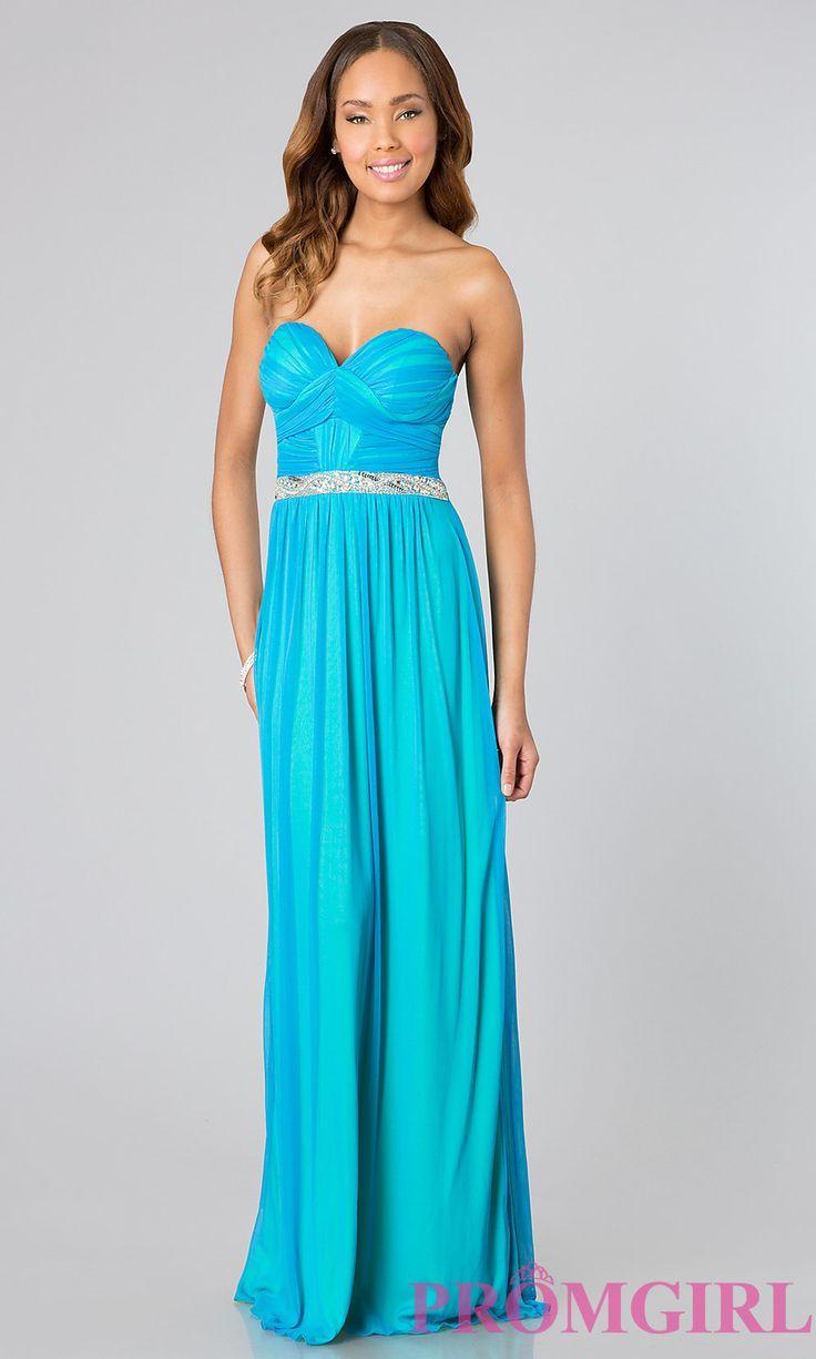 34 best prom for eliza images on Pinterest | Formal evening dresses ...