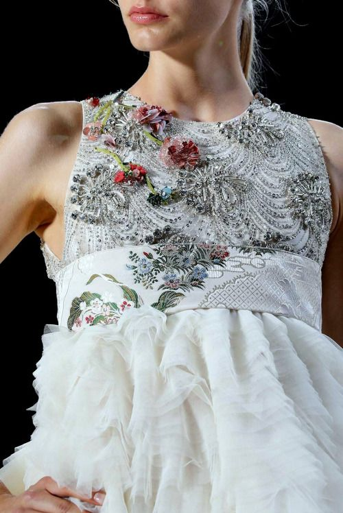 detailingthedetails: Giambattista Valli haute couture fall/winter 2015-2016