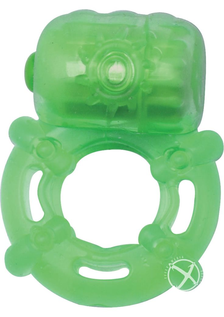 Buy Climax Juicy Rings Cock Ring Waterproof Green online cheap. SALE! $8.49