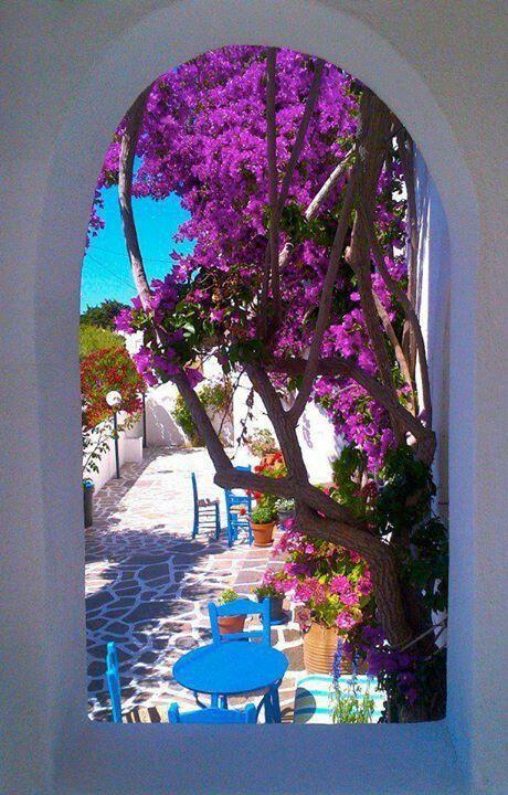 Decoración mediterranea. www.blancarey.com