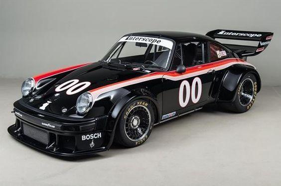 1977 Porsche 934,5 IMSA: