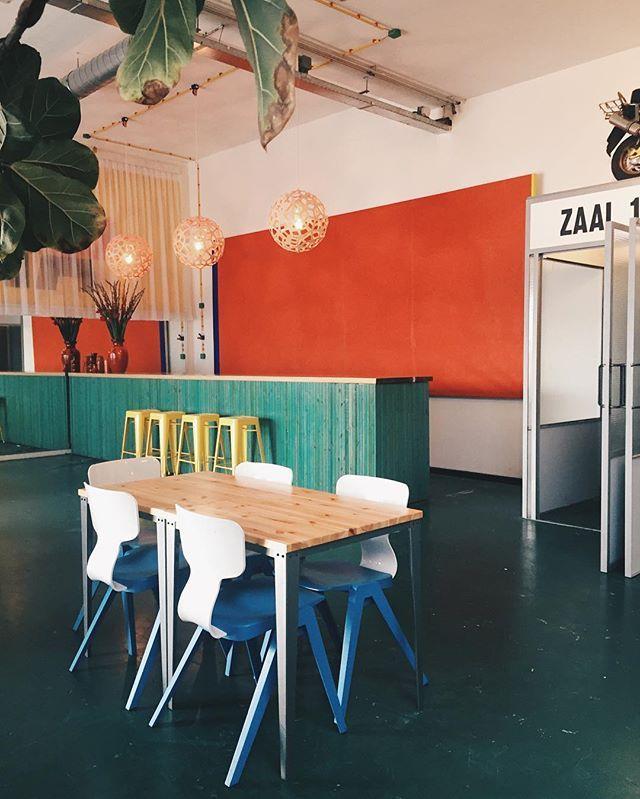 New Spot In Amsterdam North Via Peti Fantasy HouseDining Room