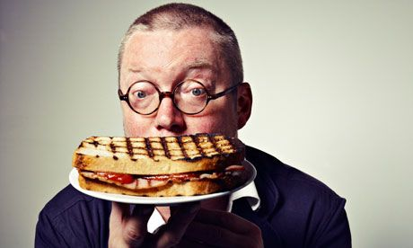 Fergus Henderson says it's all about simplicity – so no egg and definitely no avocado