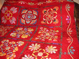 Born 2 Quilt: Aunt Millie Gets Her Funk On.....
