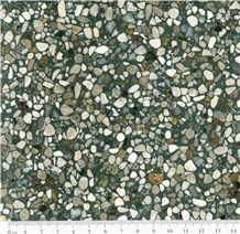 Super 11 Black Terrazzo Artificial Stone Tiles & Slabs