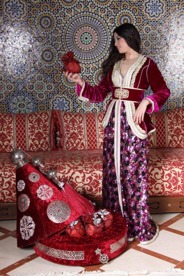 Moroccan Takchita 2013 | style amouna