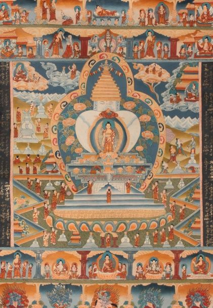 91 best dzogchen images on pinterest tibetan buddhism buddhism the legend of the great stupa the life story of the lotus born guru two termas from the nyingma tradition by padmasambhava yeshe tsogyal fandeluxe Images